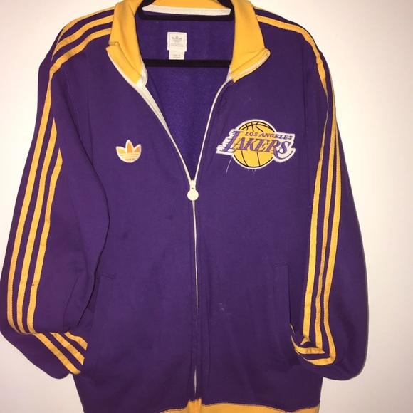Veste Lakers Femmeteaux Vintage Et Vestes Adidas 76TwHqavgc